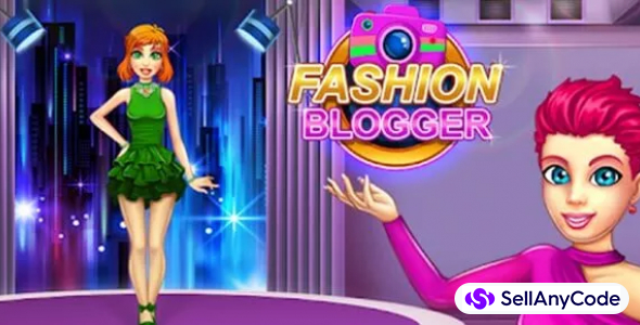 Fashion Blogger : Selfie Contest Game