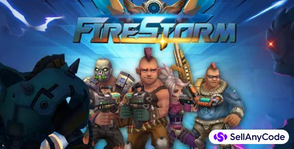 FireStorm Squad