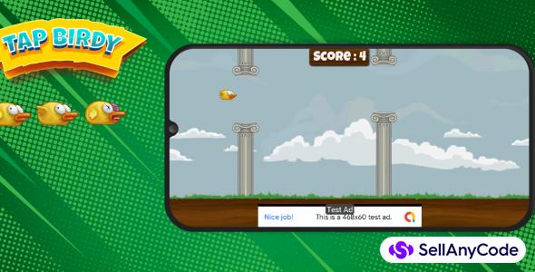 Flappy Tappy Bird