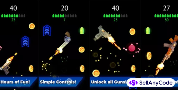 Flip The Gun – Arcade