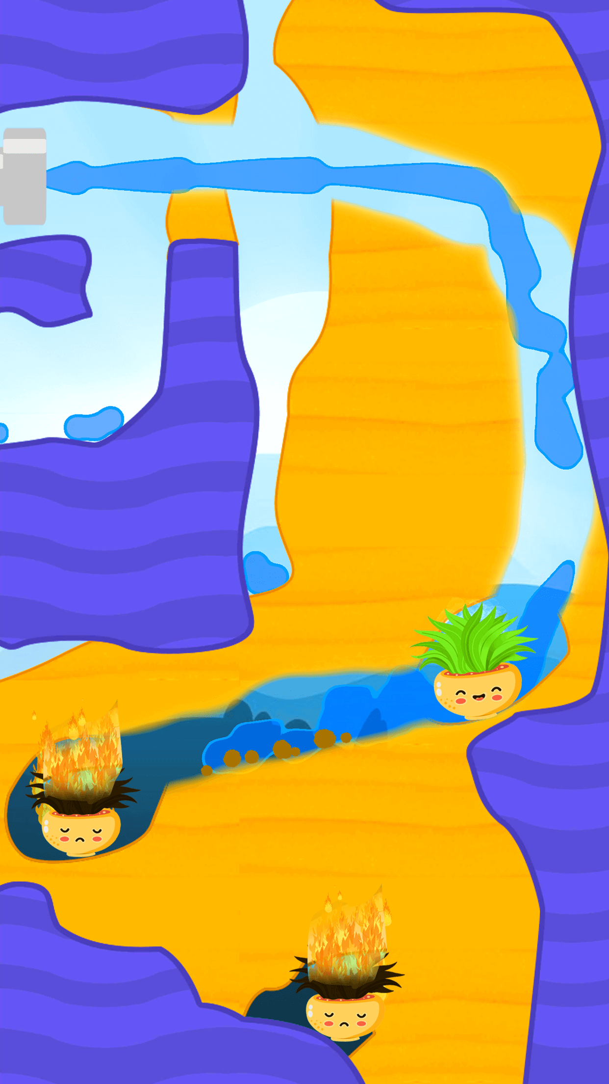 Flood Fire Puzzle – Trending Hyper Casual Game