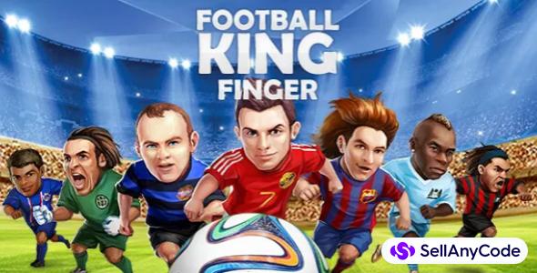 Football King Finger