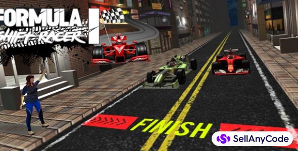 Formula One Drag Racing 2021