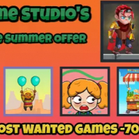 Fox Game Studio's Exclusive Summer Offer: 7 Most Wanted Games