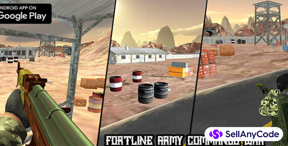 Frontline Army Commando War: Battle Games