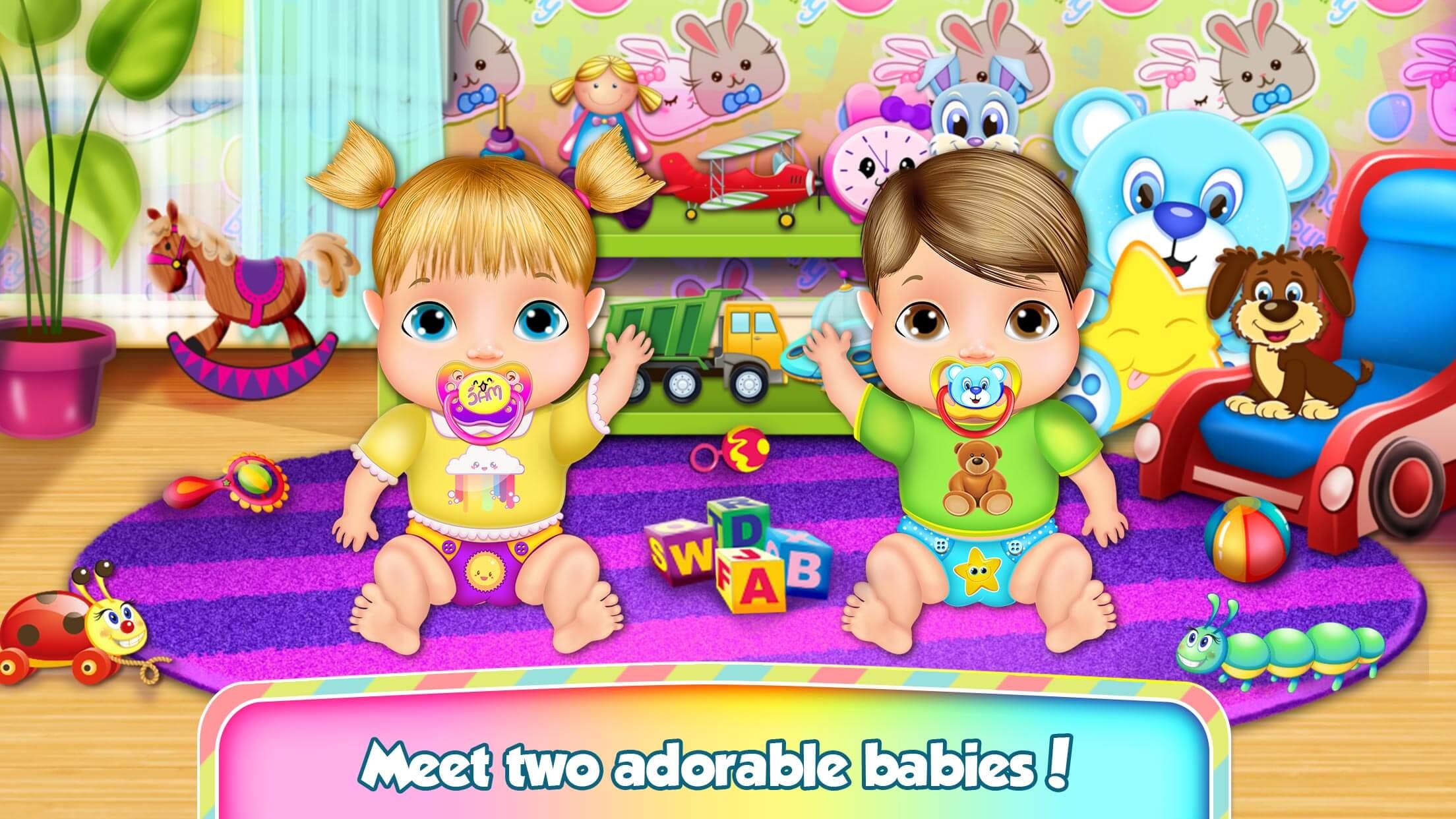 Fun Daycare Babysitter Game