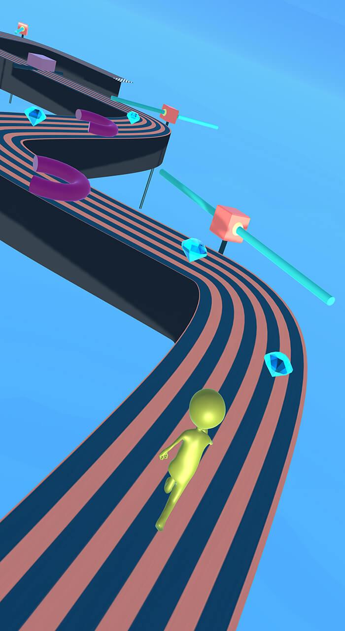Fun Race Sky Racing Game 3D