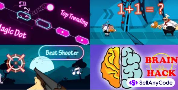 GVT Studio's Spring COMBO Offer: TOP 4 Games
