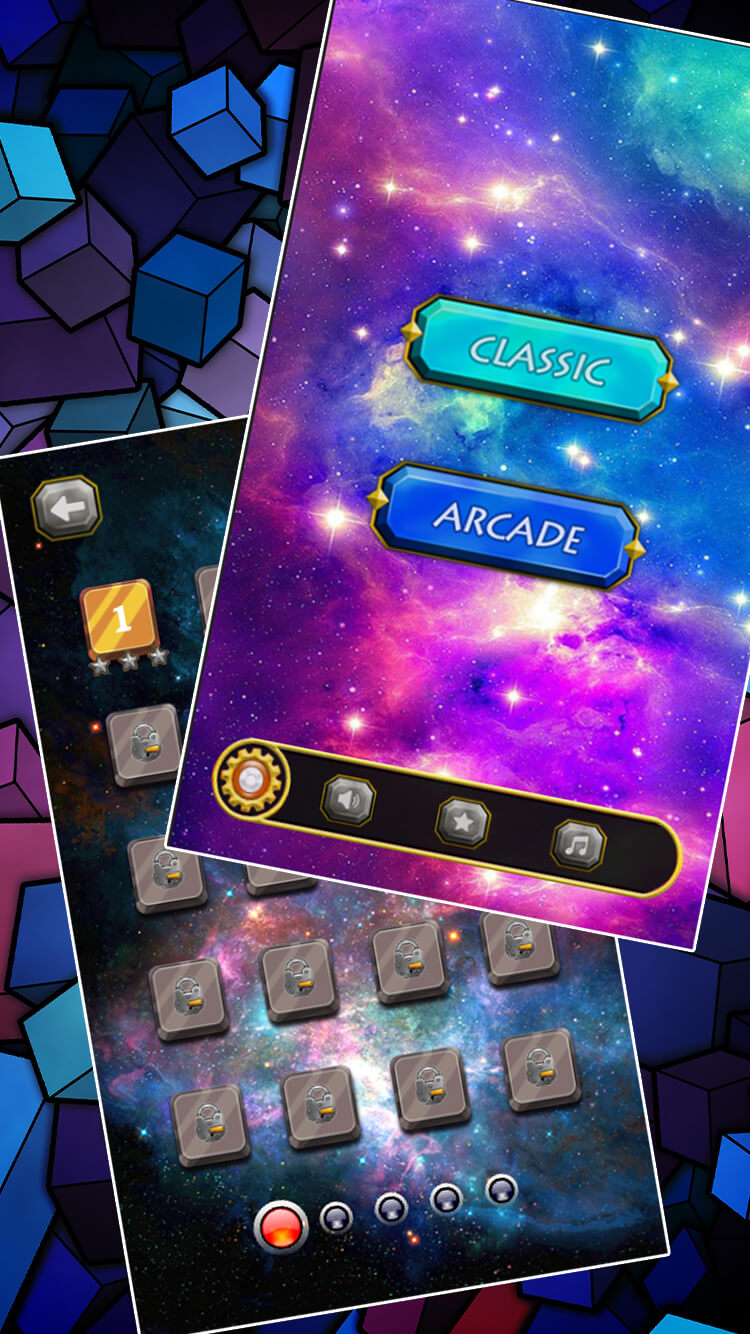 Galaxy Star complete game + 2D Classic Game Support Unity 5.5