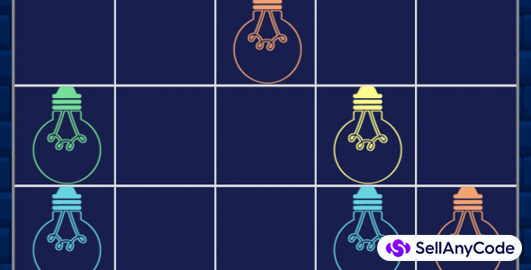 Game Connect Glow Puzzle Unity