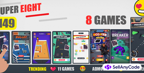 GamePolygon Latest Release Bundle: 8 Super Game