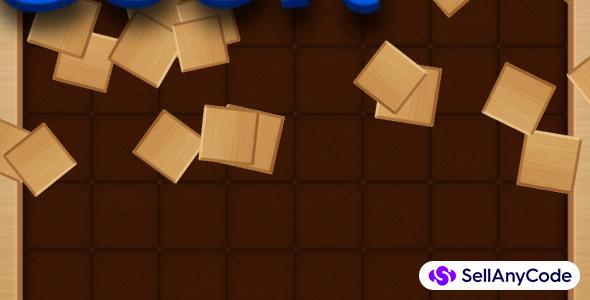 Wood Block Puzzle Game Unity
