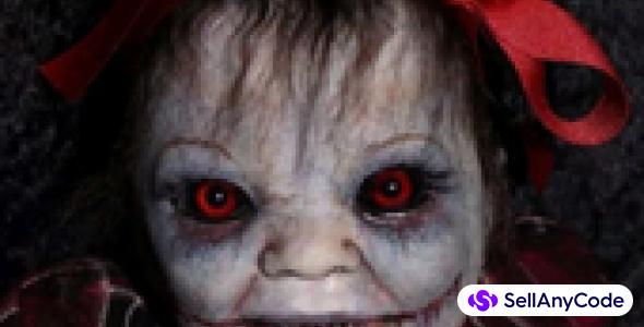 Granny Creepy Evil Scream Scary Freddy Horror Game