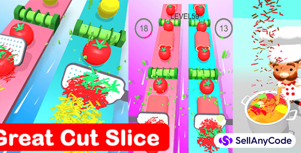 Grate Cut Slice – Trending Hyper Casual Game