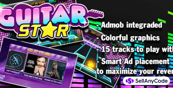 Guitar Hero – Unity 2020.3.3f1 – 64 bit enabled
