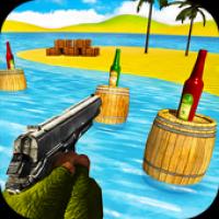 Gun Bottle Shooting Expert 3D