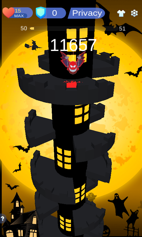 HELIX HALLOWEEN Complete Unity 3D Game