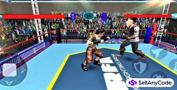 Heroes Vs Gangster Ring Fighting : Kung Fu Karate Challenge 2021