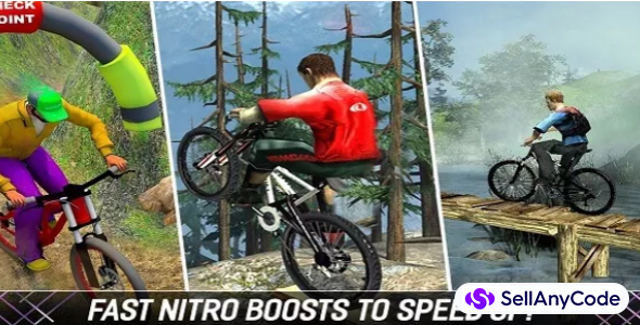 Hill Offroad Climb Racing – MTB Mountain Bike 64 Bit Source Code