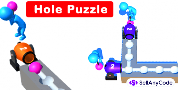 Hole Puzzle – Trending Hyper Casual Game