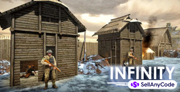 INFINITY OPS: Counter Shoot FPS