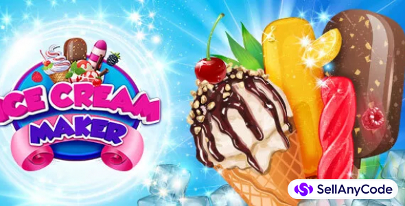 Ice Cream Making Game