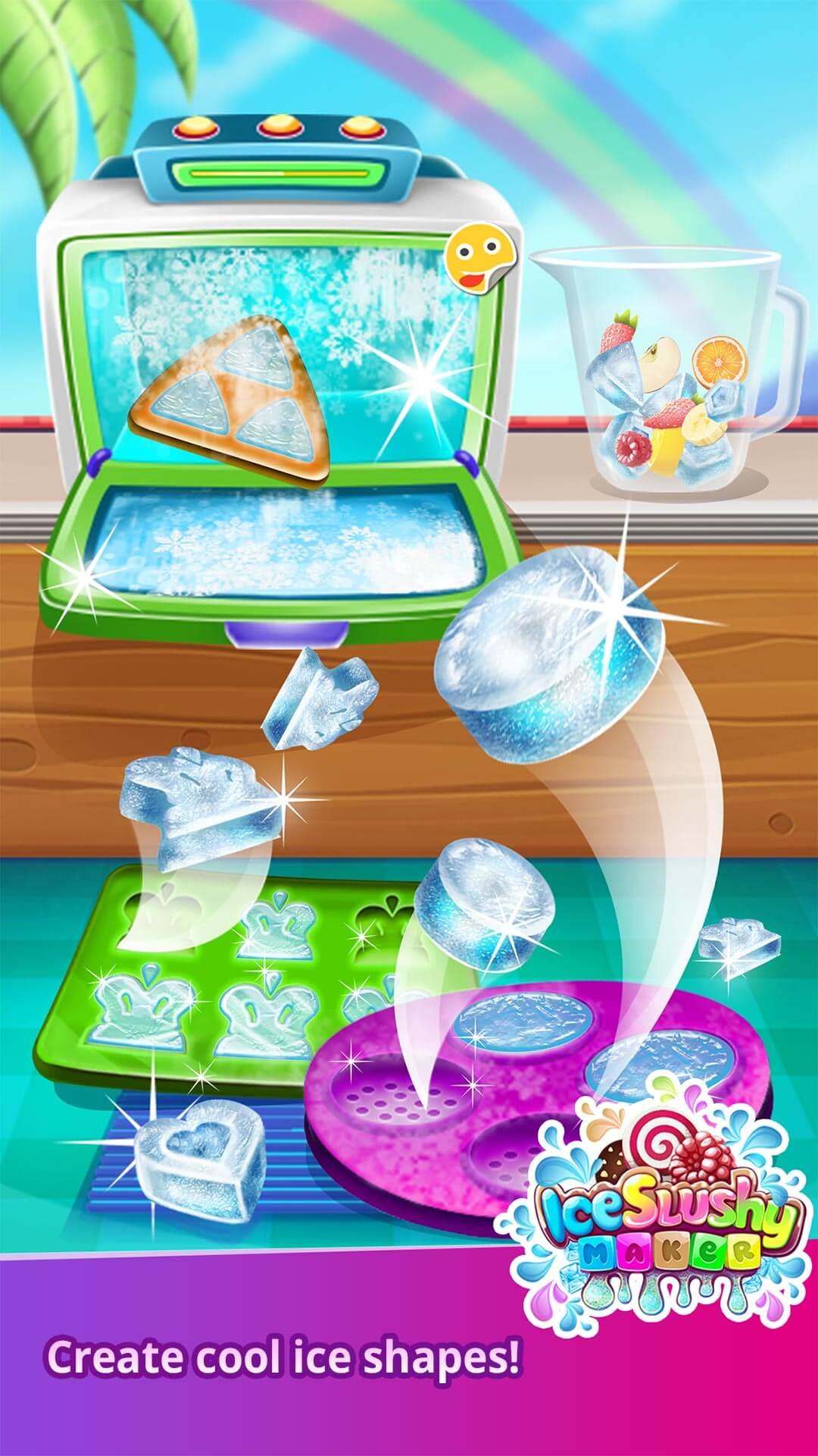 Ice Slushy Maker