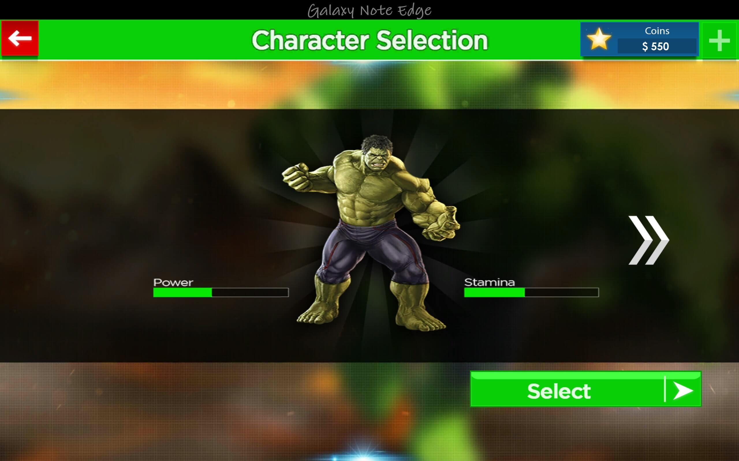 Incredible Hulk (Super Hero) : Fight In City (64-Bit)