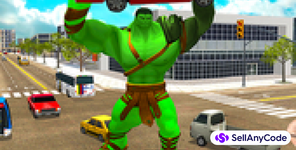 Incredible Monster Hero City Battle Missions