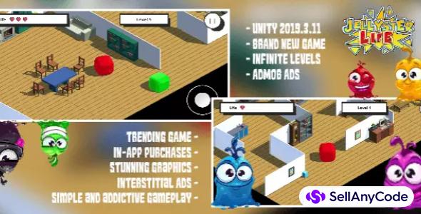 Jellyster Life | Brand New Game | Trending Games!!
