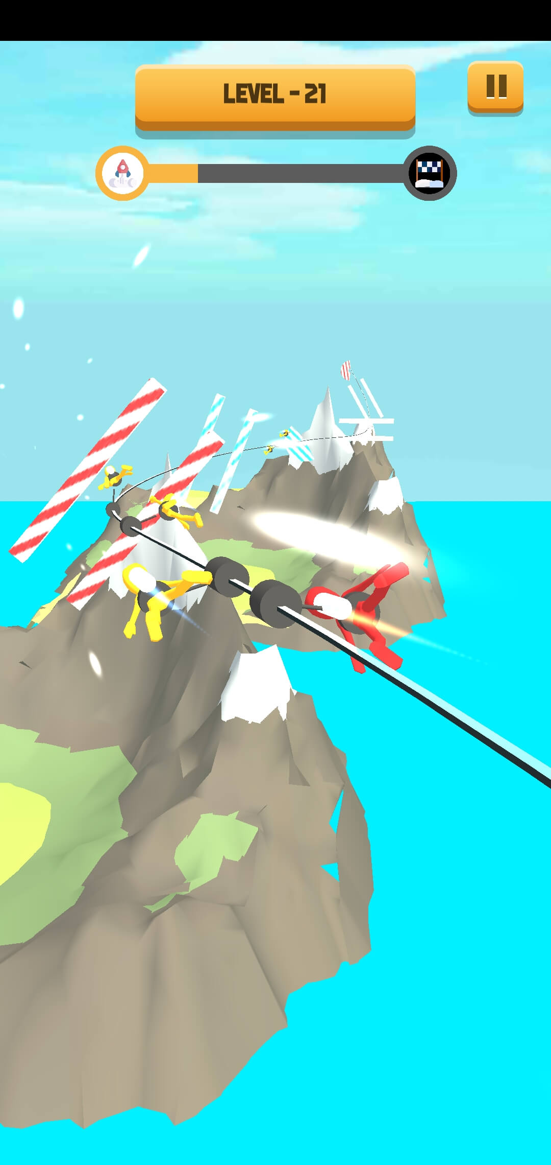 Jetpack Race | Brand New Hypercasual Game | Trending Game