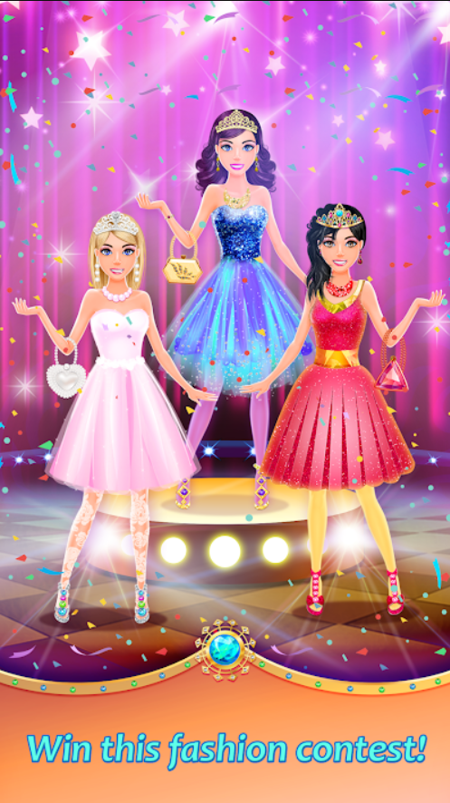 Jewelry Shop Games: Princess Design
