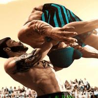 Kabaddi Game knockout League Tag Team Raiders