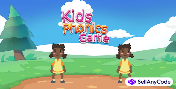 Kids Phonics Game
