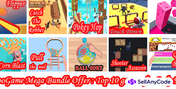 Kioo Games Mega Bundle Offer: Top Trending 10 Games
