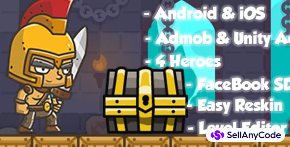 Knight Treasure - Unity Complete Project
