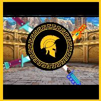 Knives Hit + Editor ,AdMob Trails of Olympus