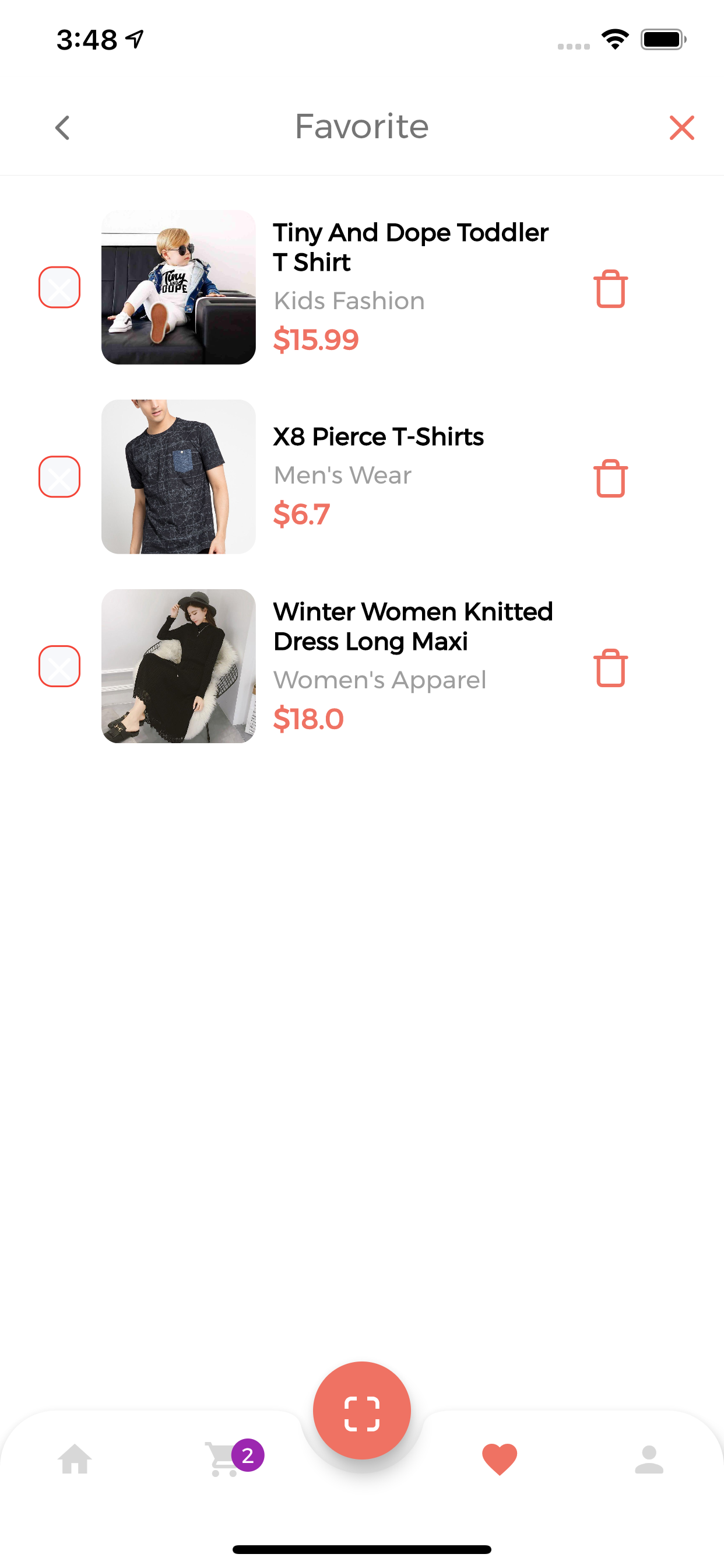 MShopping - Mall Shopping Flutter App with Admin Panel