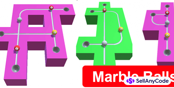 Marble Balls – Trending Hyper Casual Game