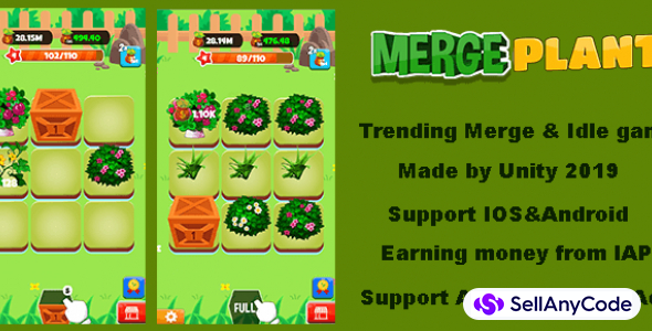 Merge Plant
