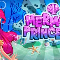 Mermaid Princess Underwater Games