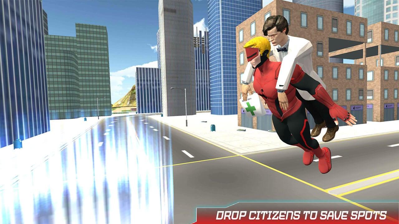 Miami City crime Simulator: City Mafia War Game