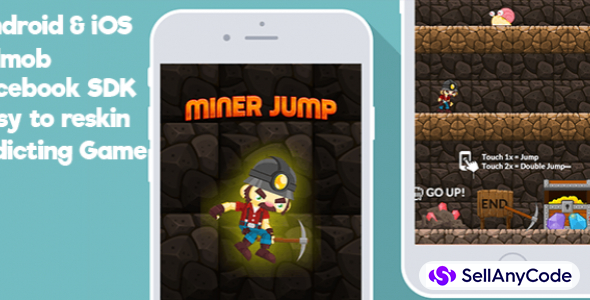 Miner Jumping Complete Project