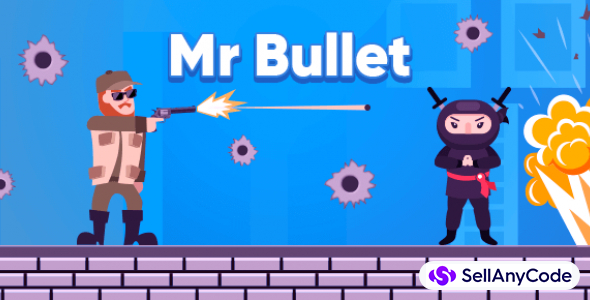 Mr Bullet (TOP Free Game)