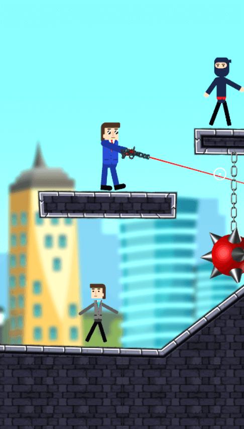 Mr Bullet -Top Game
