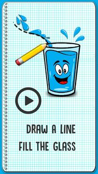 New Draw Water to Happy Glass 500 Levels