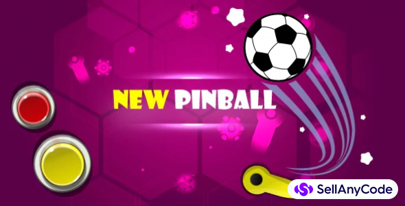 New Pinball Unity Game Android and iOS Project With Admob Ad