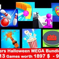 Nimmi Developers Halloween MEGA Bundle Offer: 13 Games