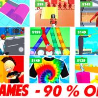 Nimmi Developers Mega Unity Bundle: 14 Games