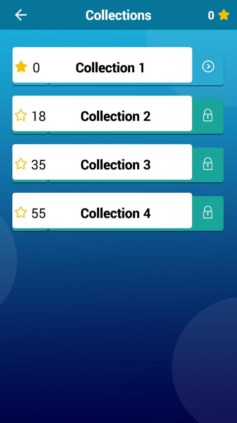 Offline Crossword Android Quiz App